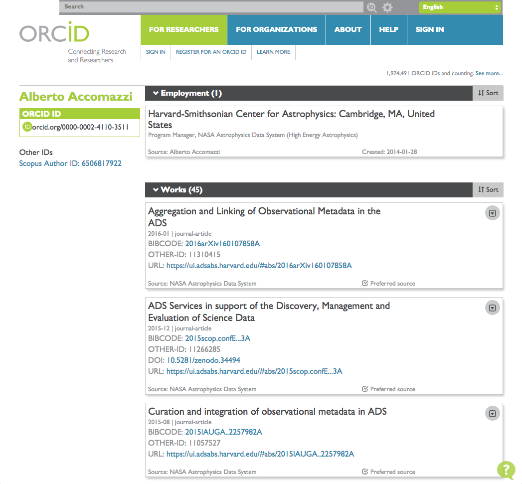 orcid page 2